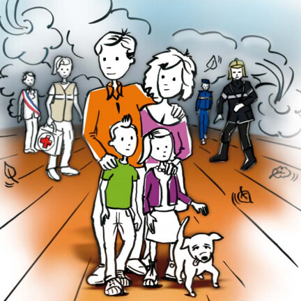 plan familial de mise en sureté