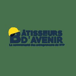 logo Bâtisseurs d'avenir communauté des entrepreneurs du BTP