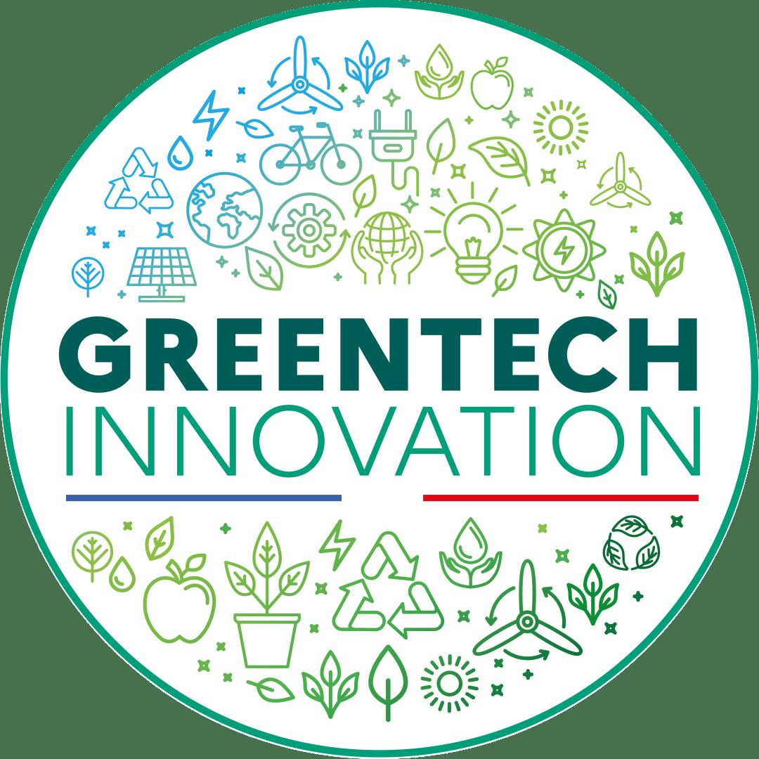 logo green tech verte concours de la transition écologique