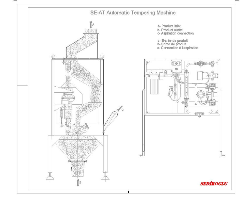 Se At Automatic Tempering Machine