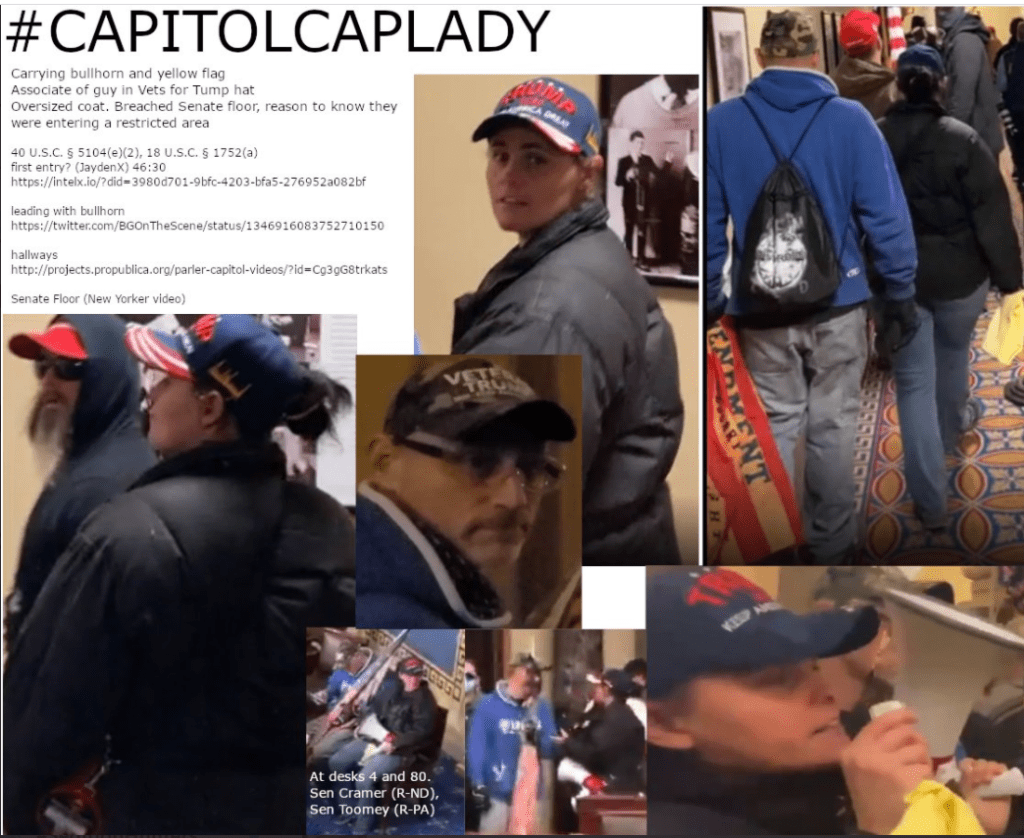 MPD #capitolcaplady