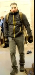 Christopher Warnagiris 241-AFO #YellowZipSkulker