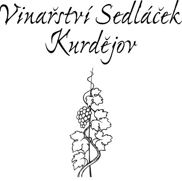 Staré logo Vinařství Sedláček Kurdějov