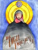 The High Priestess- Samantha Freese