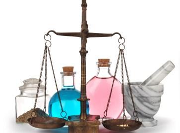 Balancing essential oils: Photo credit, ISP
