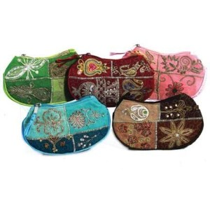 Fair Trade Cosmetic Purse