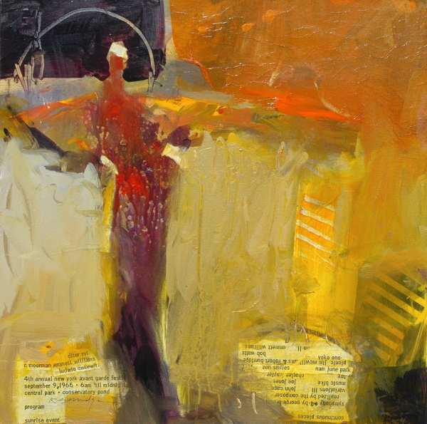 Abstract Figurative 3-day Workshop - Sedona Arts Center