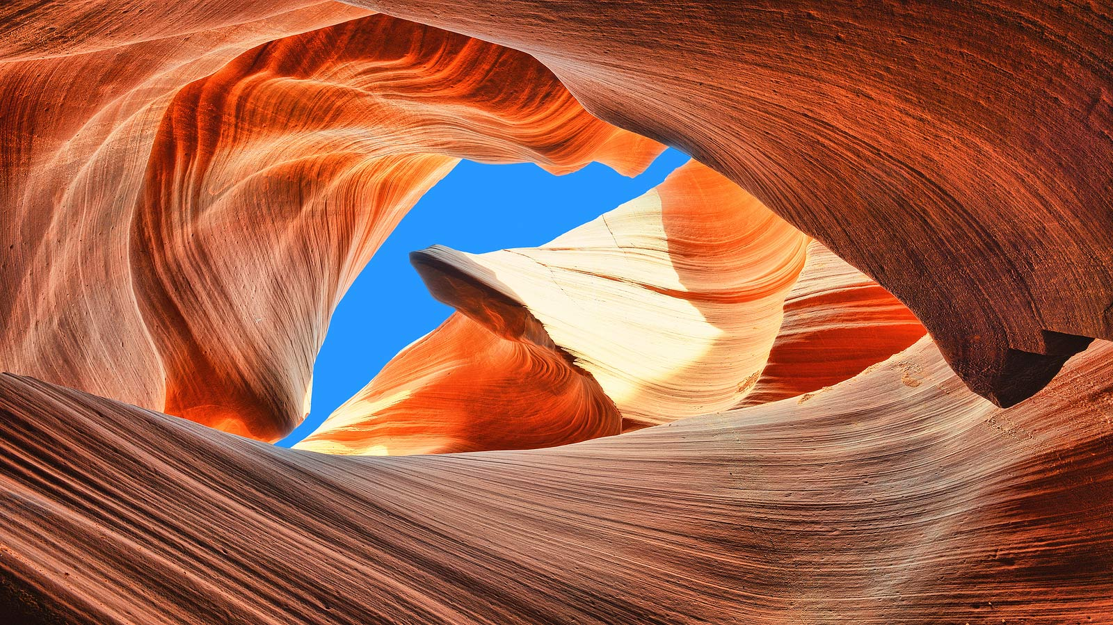 Antelope Canyon Tours and Horseshoe Mesa
