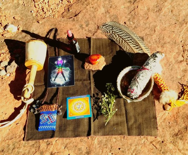 Sedona Vortex Adventures Throat Chakra Ceremony In - Year of
