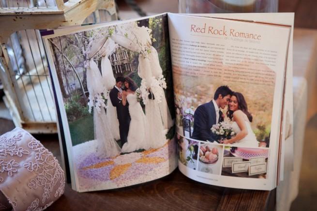 Arizona Finest Wedding Sites And Services Magazine