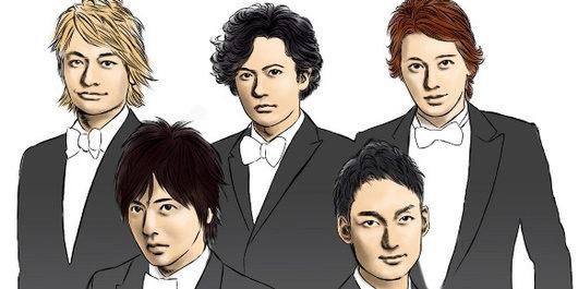 国民的アイドル「SMAP」から最後のプレゼント…逆転紅白出場か?