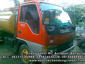 Sedot WC Antapani Bandung