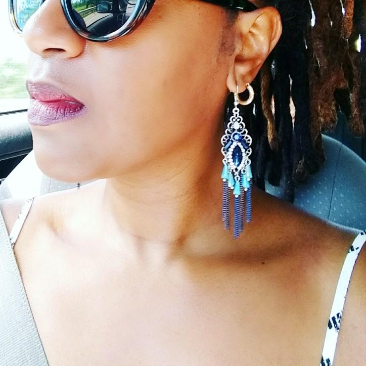 Bohemian Tassel Earrings Oasap | Sedruola Maruska