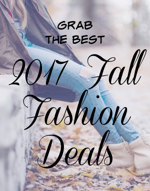 Grab The Best 2017 Fashion Deals | Sedruola Maruska