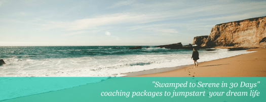Swamped to Serene in 30 Days | Coaching Packages