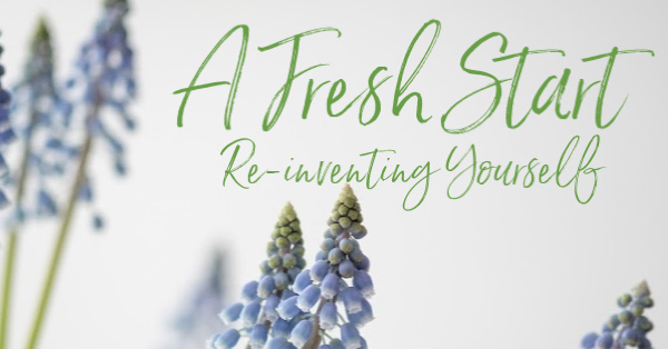 Creating Your Fresh Start | Sedruola Maruska
