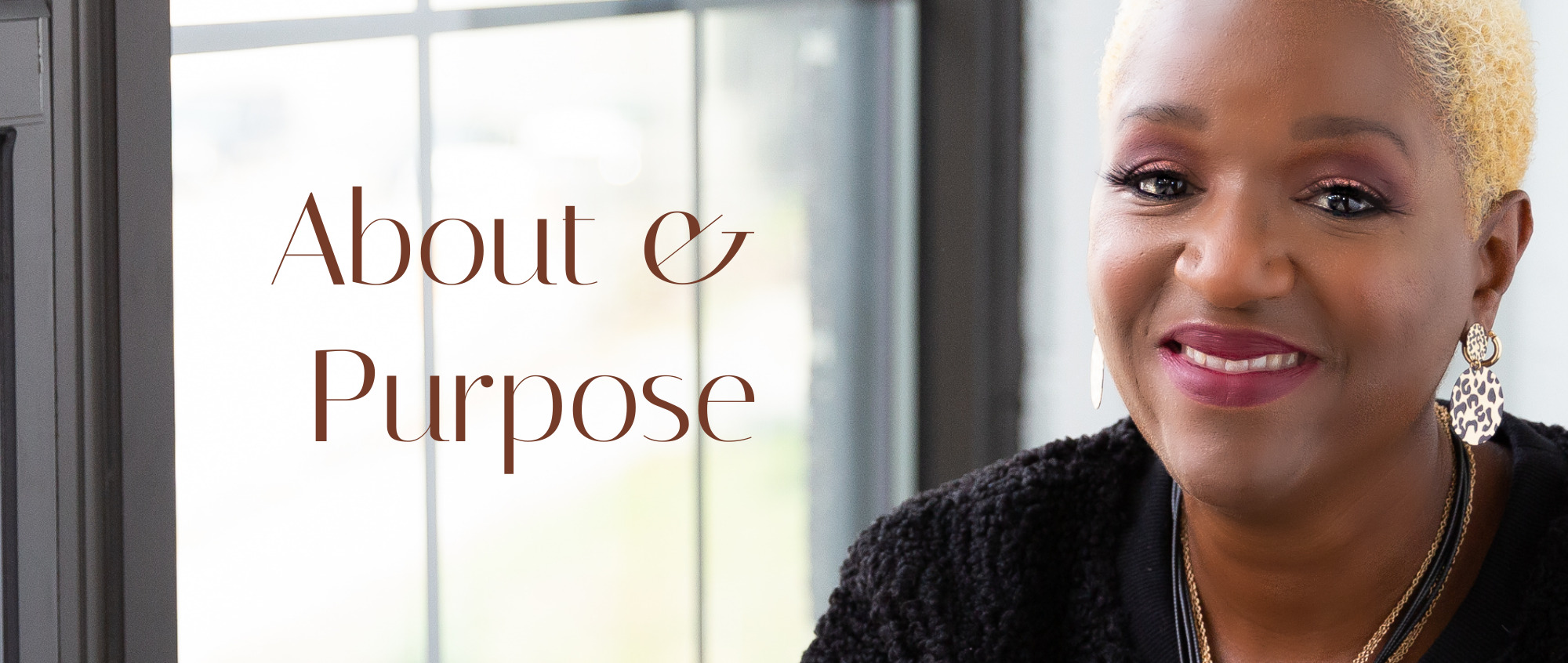 About & Purpose | Sedruola Maruska