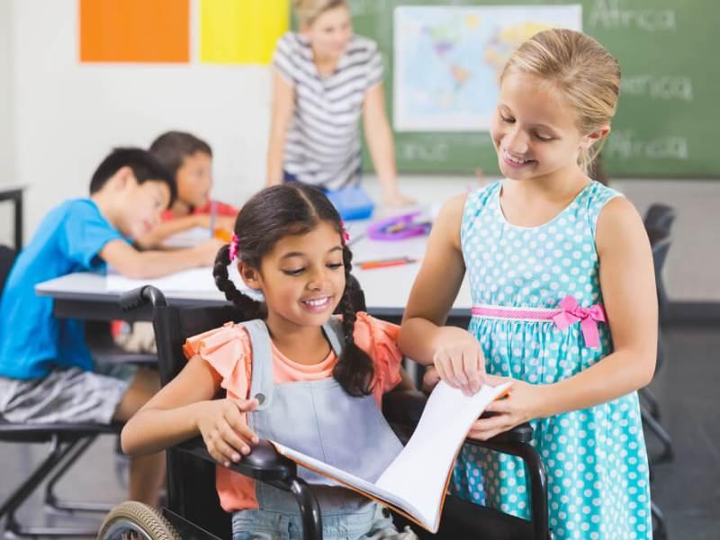 5 melhores práticas para trabalhar a inclusão em sala de aula