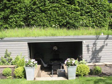 Wildflower roof