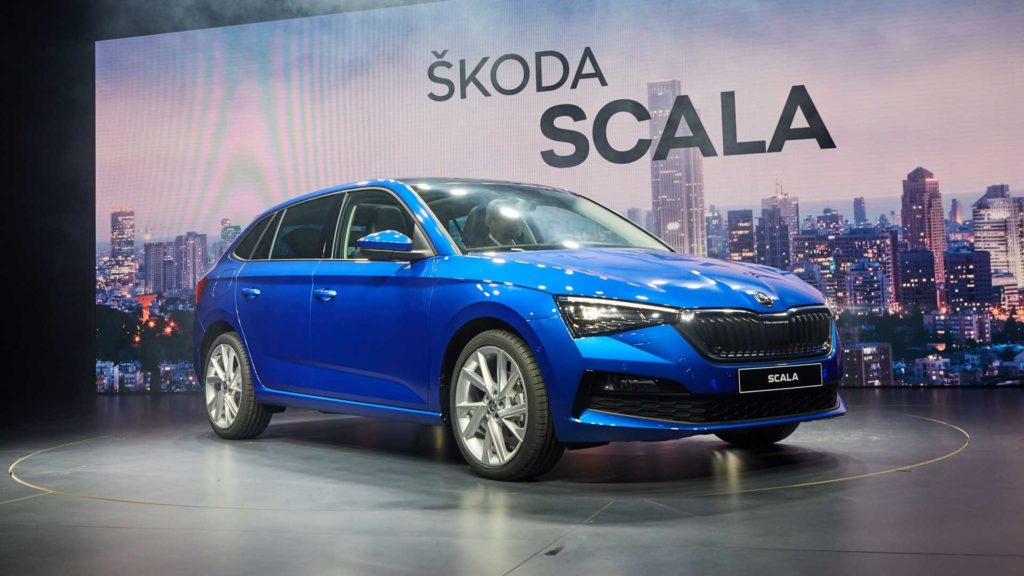"""2019 Skoda Superb"" Version with Great Design Released ..."
