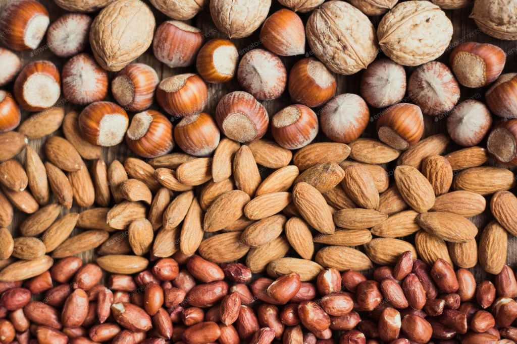 Nuts Are Source of Vitamin E