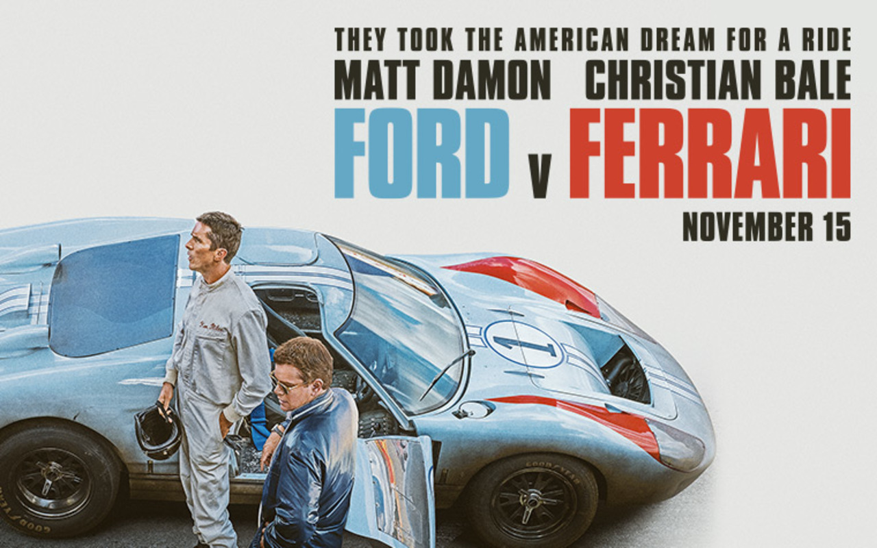 Latest Movie Reviews Ford V Ferrari Sada El Balad