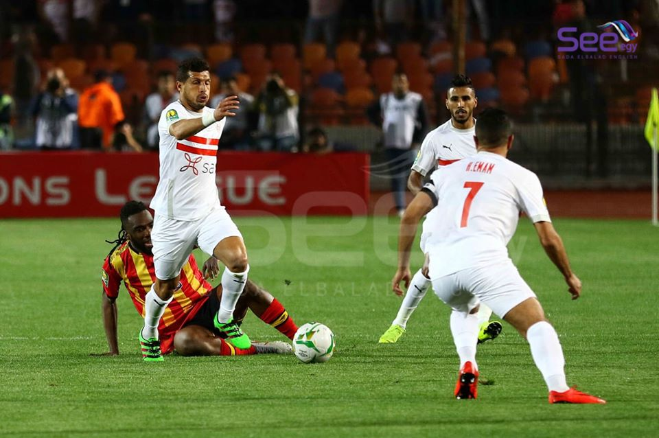 Zamalek Defeat ES Tunis for 2nd Consecutive Time in February
