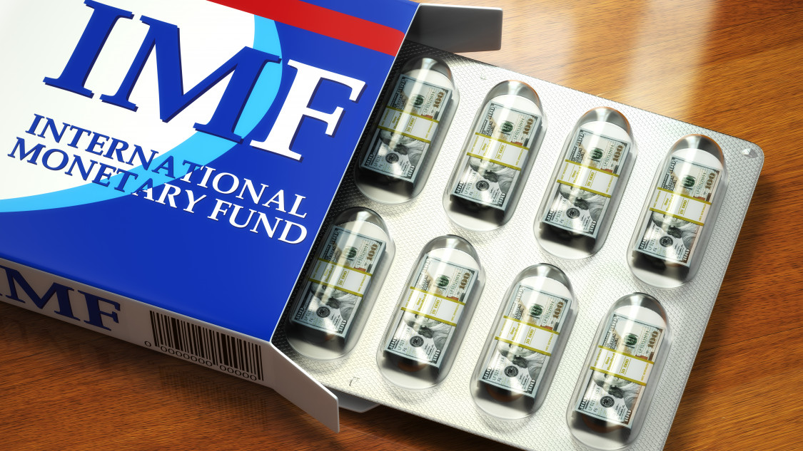 Some 85 Countries Request IMF's Assistance to Battle Pandemic