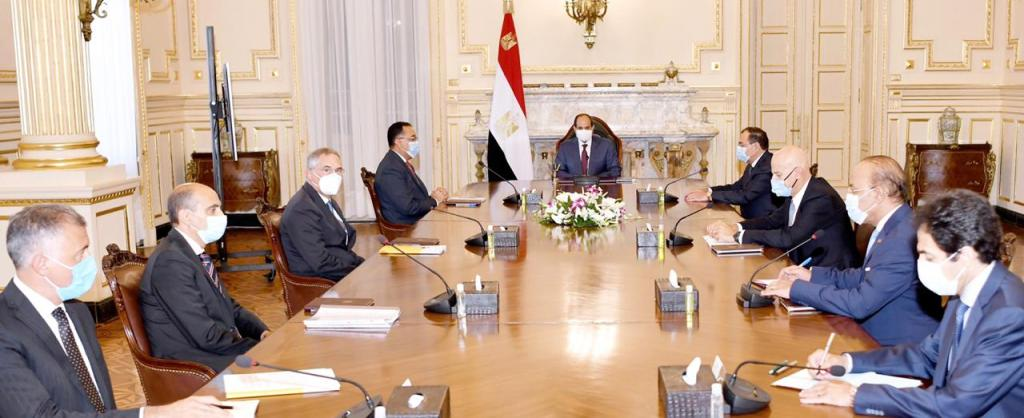 Sisi Orders to Lift Obstacles Eni May Face in Egypt
