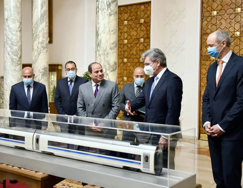 Kaeser Briefs Sisi on The Project's Details