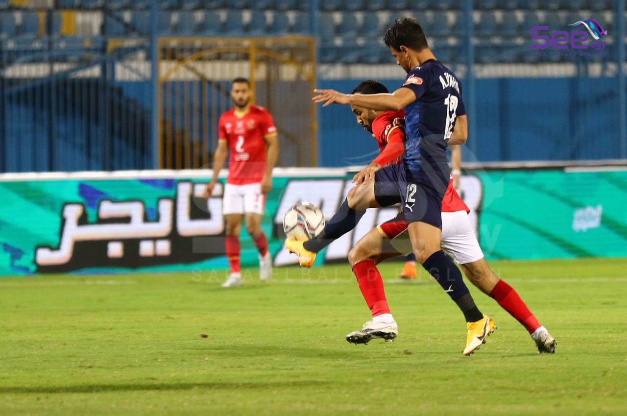 Al Ahly Held to Goalless Draw against Pyramids in Egyptian League