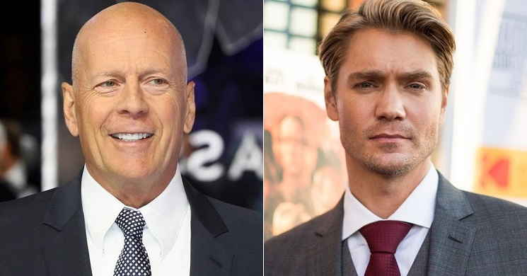 "Bruce Willis, Chad Michael Murray to Star in ""The Fortress"" Trilogy"