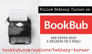 bookbub-bethany-turner-the-secret-life-of-sarah-hollenbeck-revell-books