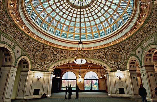 Chicago Cultural Center  See Chicago Dance