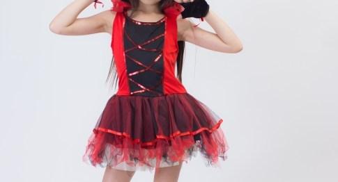 ハロウィン衣装 撮影