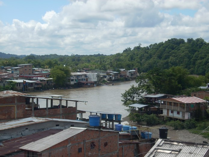 One of my first images from Istmina, Chocó
