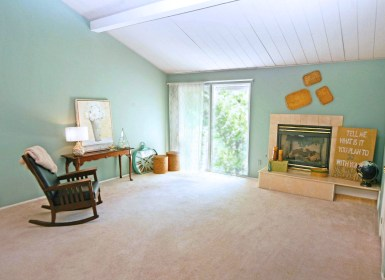 Ranier Court - Living Room After