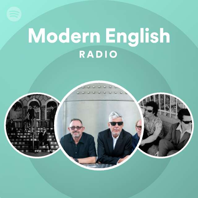 modern english songs albums and