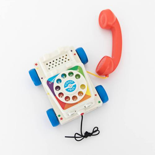 small resolution of fisher price chatter telephone