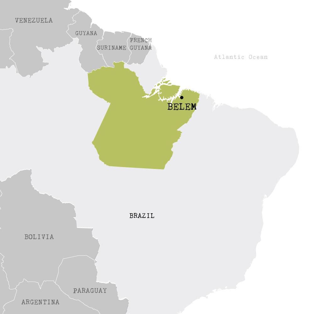 Brésil - Belém