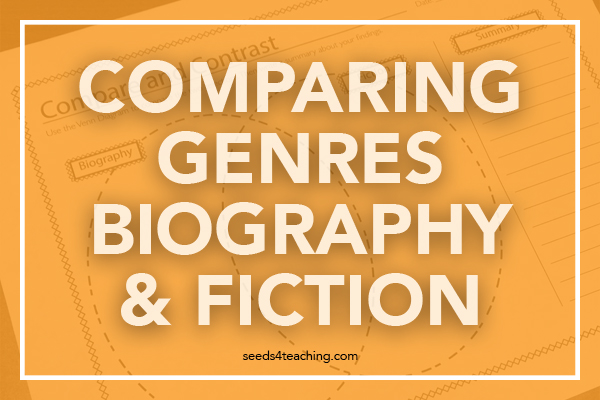 Comparing Genres - Biography and Fiction