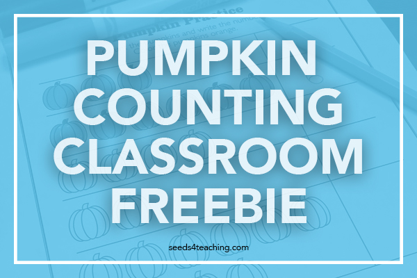 free counting worksheet