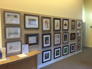 North Salem exhibit