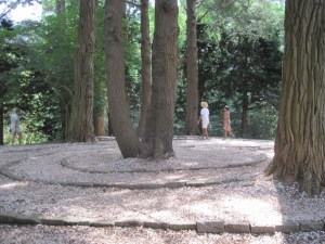 Labyrinth at Heritage Gardens