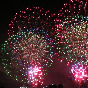 And what is July without fireworks?!