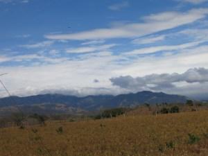 Approaching Monteverde
