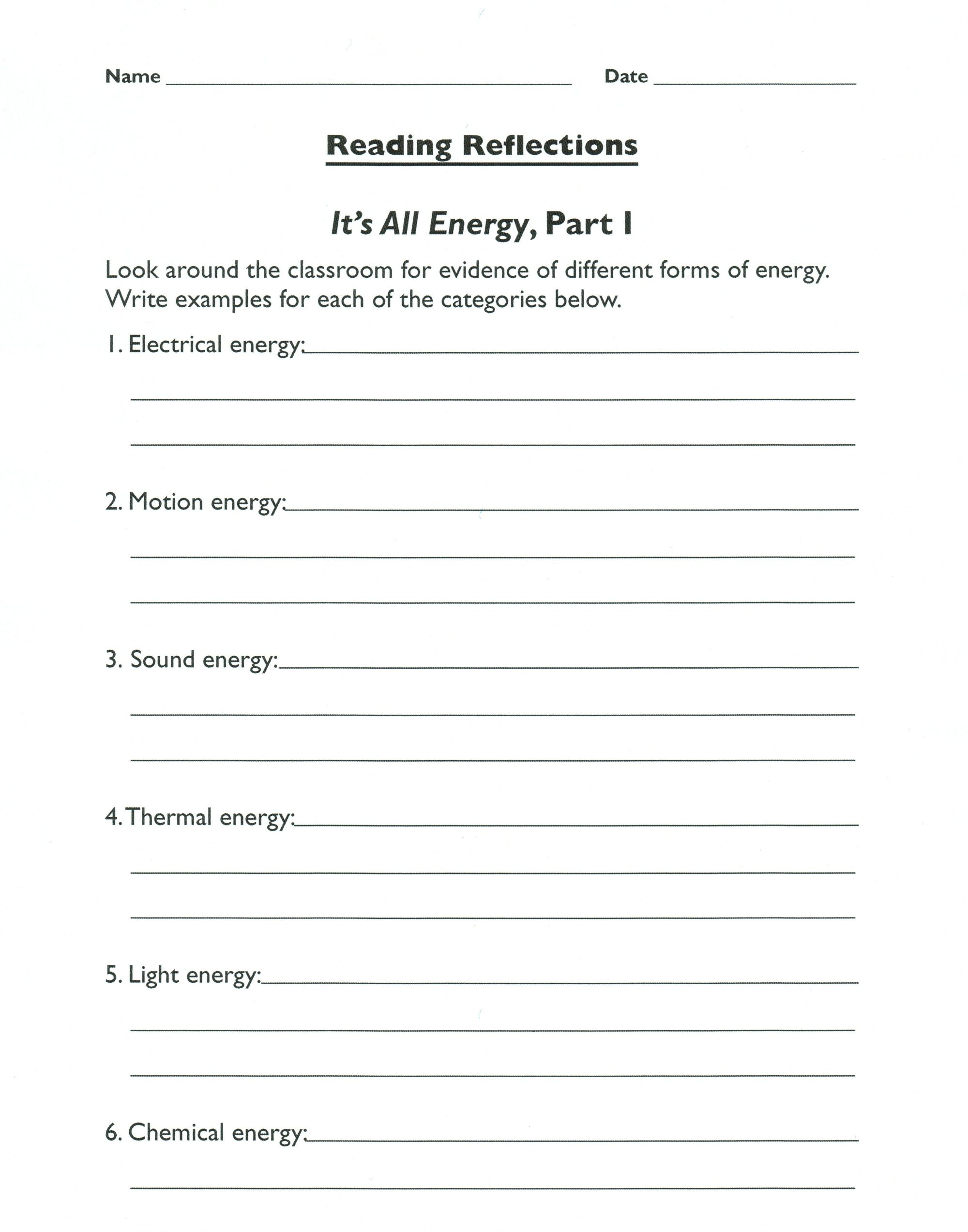 hight resolution of Forms of Energy: Everyday Examples to Help Students    seedsofsciencerootsofreading