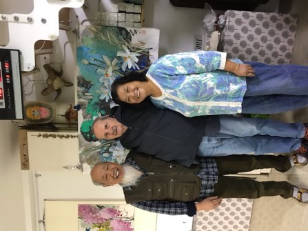 Visit with local Family_Beijing_Artist Home_2019-10-13 01.41.34