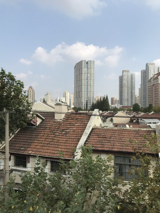 Shanghai_Rooftop of house_and highrise_2019-10-24 14.14.03