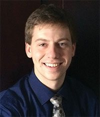 Adam Gaspar is a graduate student in the Department of Agronomy at the University of Wisconsin, Madison
